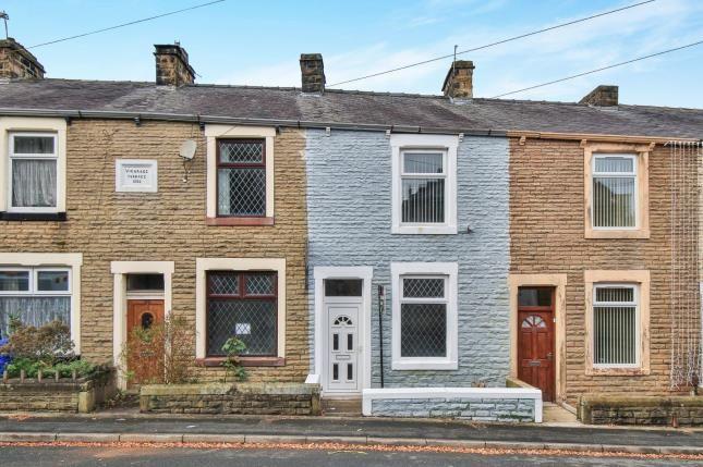 Front of Sackville Street, Brierfield, Nelson, Lancashire BB9