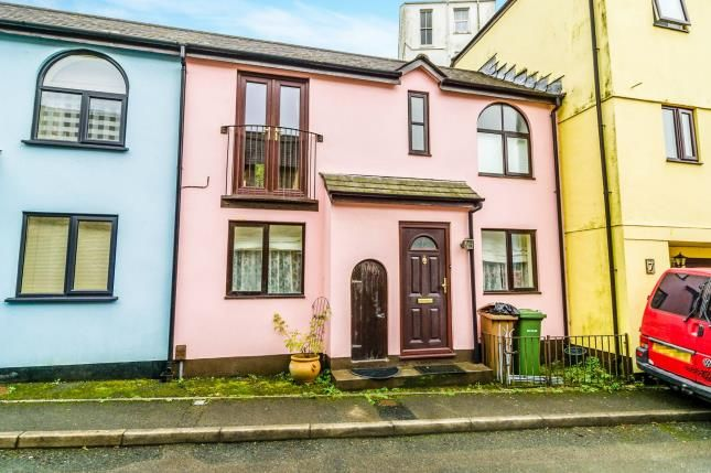 Thumbnail Terraced house for sale in Turnchapel, Plymstock, Devon