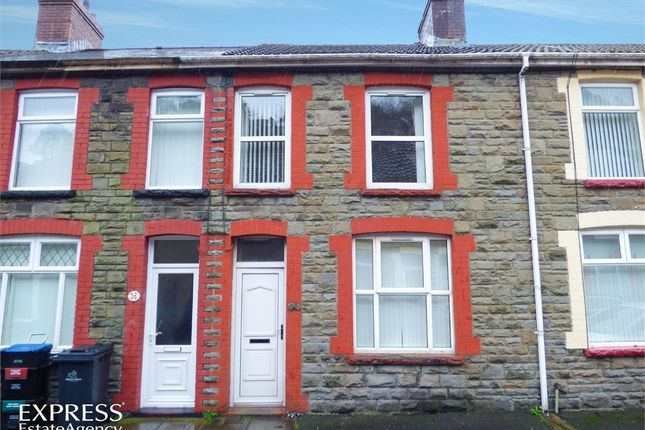 Thumbnail Terraced house for sale in Partridge Road, Llanhilleth, Abertillery, Blaenau Gwent
