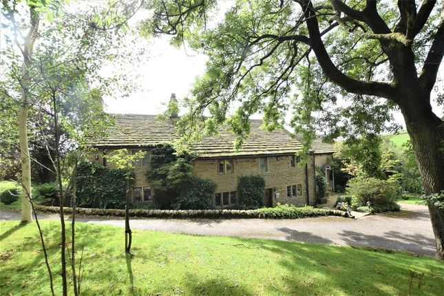 Thumbnail Detached house for sale in Chinley, High Peak