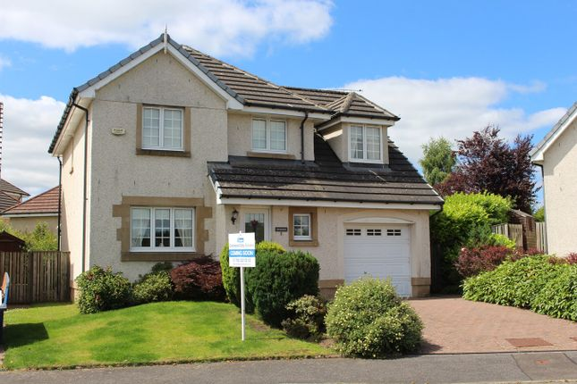 Thumbnail Detached house for sale in Hepburn Court, Dunblane