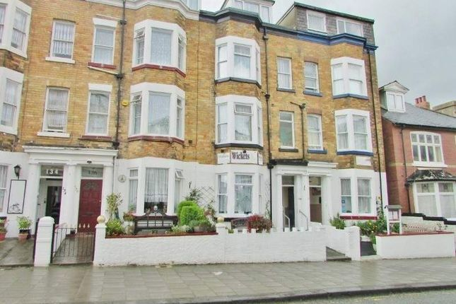Thumbnail Hotel/guest house for sale in 138 North Marine Road, Scarborough