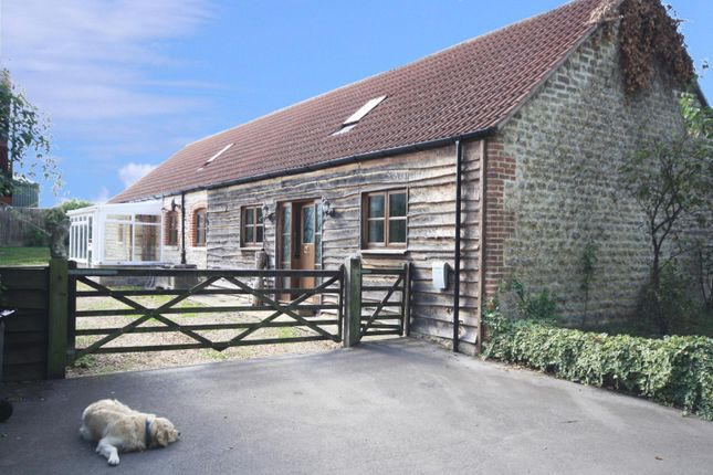 Thumbnail Barn conversion to rent in Old Dairy Cottage, Preston Village Road, Preston, Lyneham
