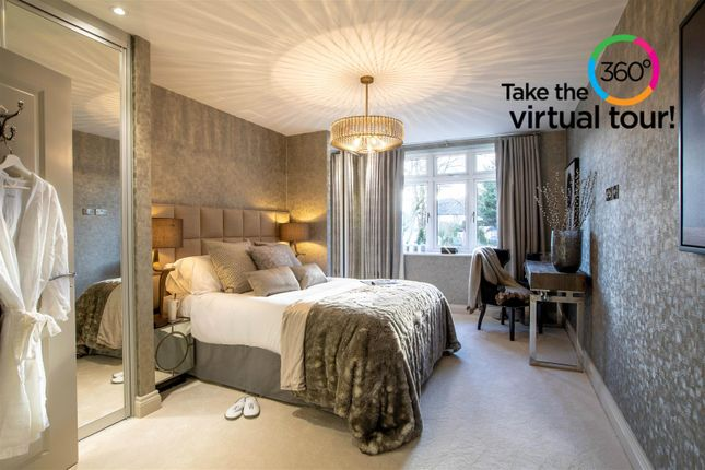 Thumbnail Flat for sale in Silverwood, Rickmansworth Road, Northwood