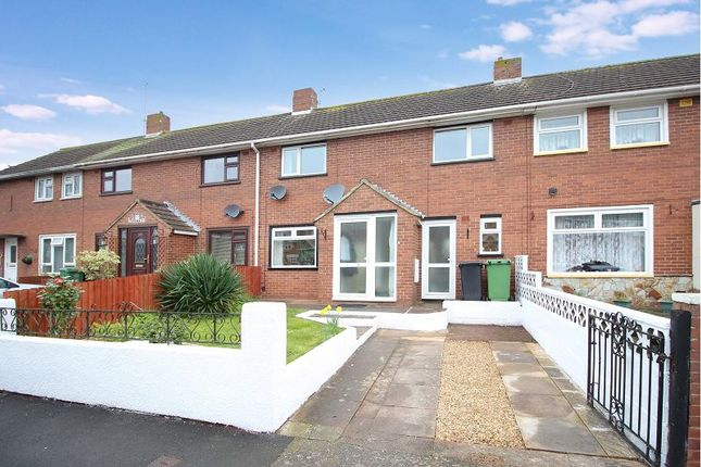 Thumbnail Terraced house for sale in Birchy Barton Hill, Exeter