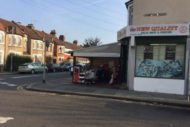 Thumbnail Retail premises for sale in Richmond Road, Ilford