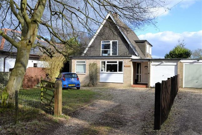 Thumbnail Detached house for sale in Little Lane, Upper Bucklebury, Berkshire