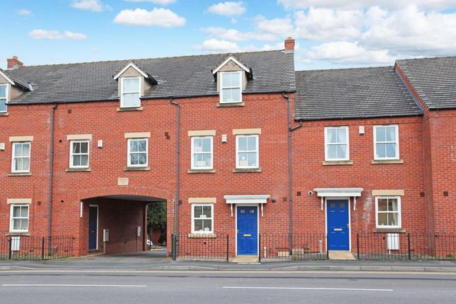 Thumbnail Town house for sale in 4 Leonard Court, Oakengates, Telford