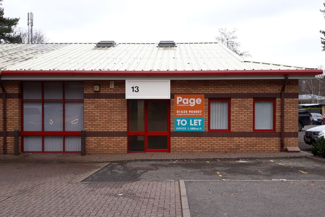 Thumbnail Office for sale in Duke's Ride, Crowthorne