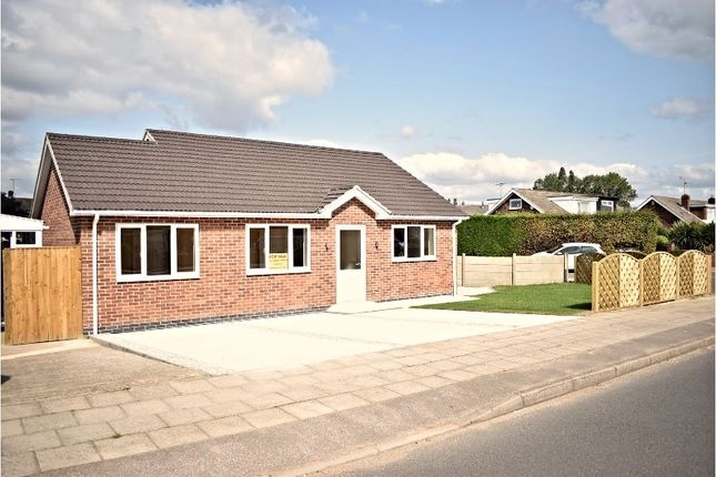 Thumbnail Detached bungalow for sale in Park Hall Road, Mansfield
