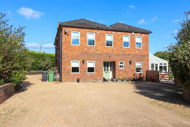Thumbnail Detached house for sale in Portsmouth Road, Bursledon, Southampton