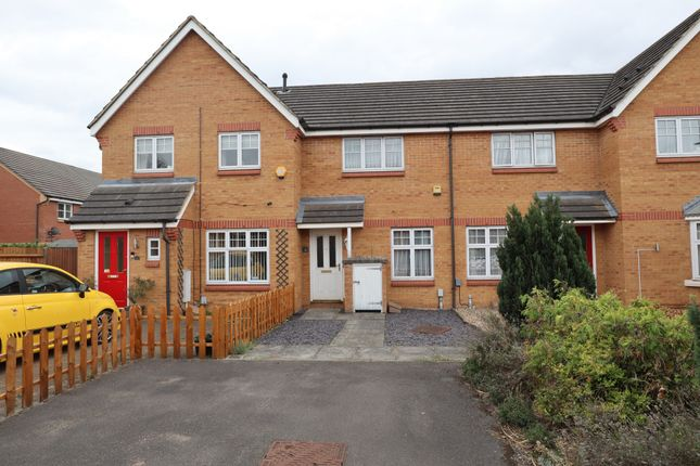 Thumbnail Terraced house for sale in Voyce Way, Bedford, Bedfordshire