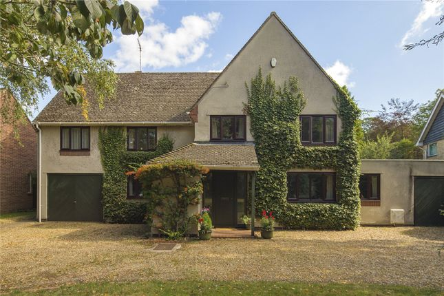 Thumbnail Detached house for sale in Kings Mill Lane, Great Shelford, Cambridge