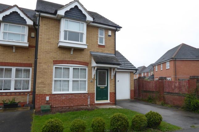 Thumbnail Semi-detached house to rent in Roseberry Grove, York, North Yorkshire