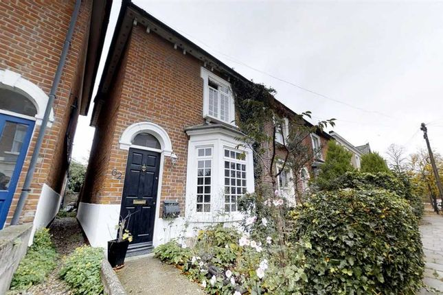 Thumbnail End terrace house for sale in Roman Road, Colchester