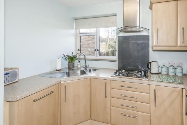 Kitchen of Stanhope Road, Putnoe, Bedford, Bedfordshire MK41