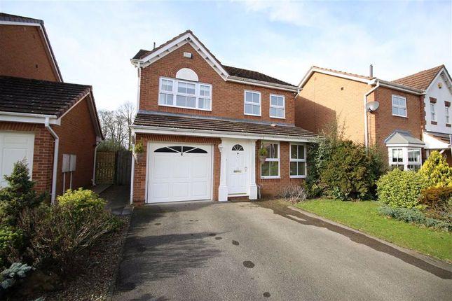 Thumbnail Detached house to rent in Burneston Court, Darlington