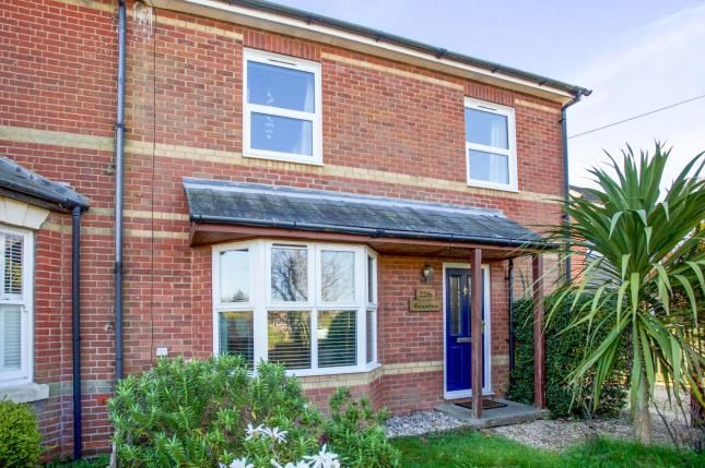 Thumbnail End terrace house for sale in Blackfield, Southampton, Hampshire