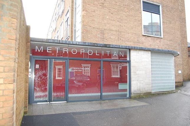 Thumbnail 1 bed flat for sale in Metropolitan Lofts, Parsons Street, Dudley, West Midlands