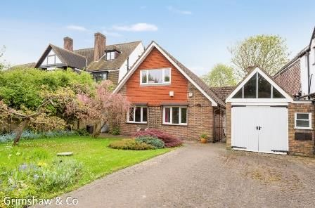 Thumbnail Detached house to rent in Elm Avenue, Ealing Common, London
