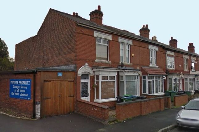 Thumbnail Terraced house to rent in Linden Road, Bearwood, Smethwick