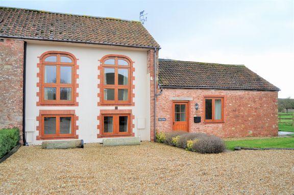 Thumbnail Barn conversion to rent in Houndsmoor, Milverton, Taunton