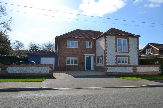 Thumbnail Detached house for sale in Docking Road, Ringstead, Hunstanton