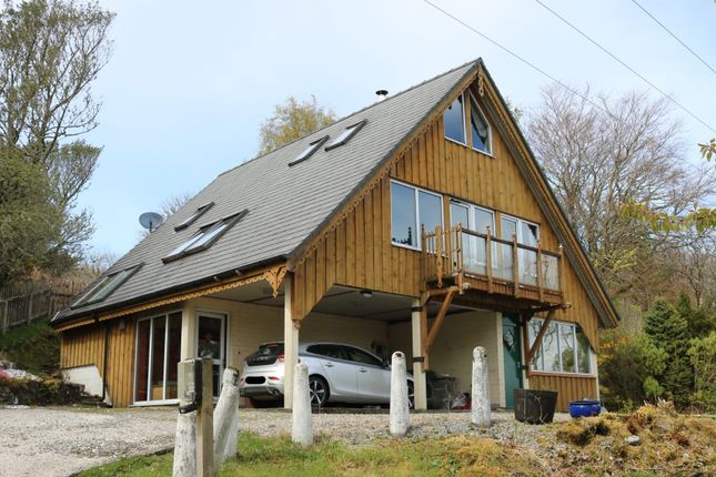 Thumbnail Detached house for sale in The High Road, Broadford