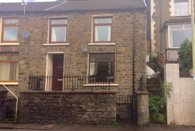 Thumbnail Terraced house to rent in Tyntyla Road, Ystrad Pentre.Rhondda Cynon Taff
