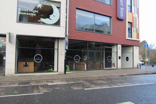 Thumbnail Retail premises for sale in Park Street, Camberley