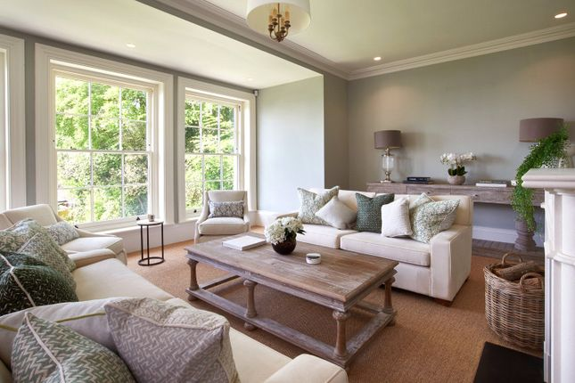 Thumbnail Semi-detached house for sale in Pelleas House, Arthur's Court, Sleepers Hill, Winchester
