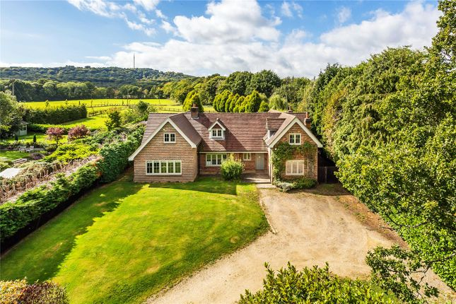 Thumbnail Detached house for sale in Lickfold, Petworth, West Sussex
