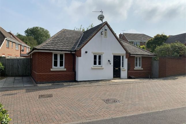 Thumbnail Detached bungalow for sale in Coltsfoot Way, Broughton Astley, Leicester