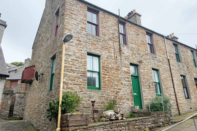 Thumbnail Flat for sale in Franklin Road, Stromness