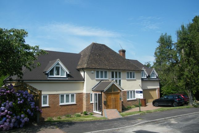 Thumbnail Detached house to rent in Manor Close, Tunbridge Wells, Kent