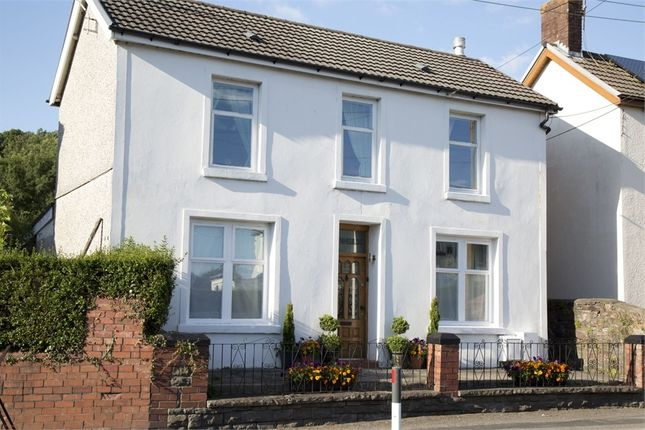 Thumbnail Detached house for sale in Llwydcoed Road, Aberdare, Mid Glamorgan
