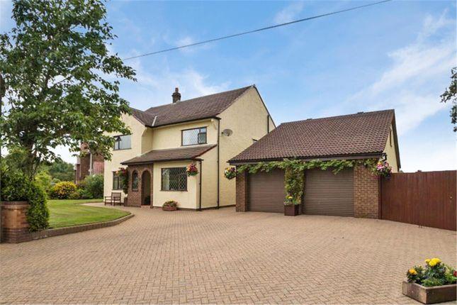 Thumbnail Detached house for sale in Yew Tree Lane, Appleton Thorn, Warrington