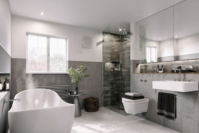 CGI Of Family Bathroom
