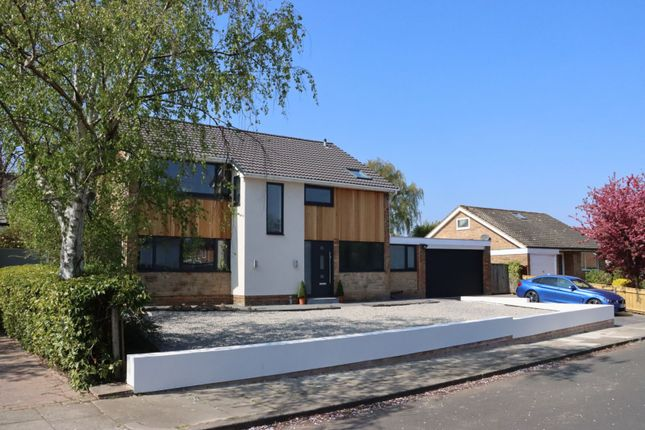 Thumbnail Detached house for sale in Burnside Grove, Stockton-On-Tees