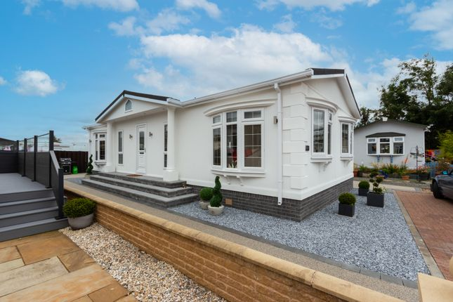 Thumbnail Detached house for sale in Willow Park, Burnhouse, North Ayrshire