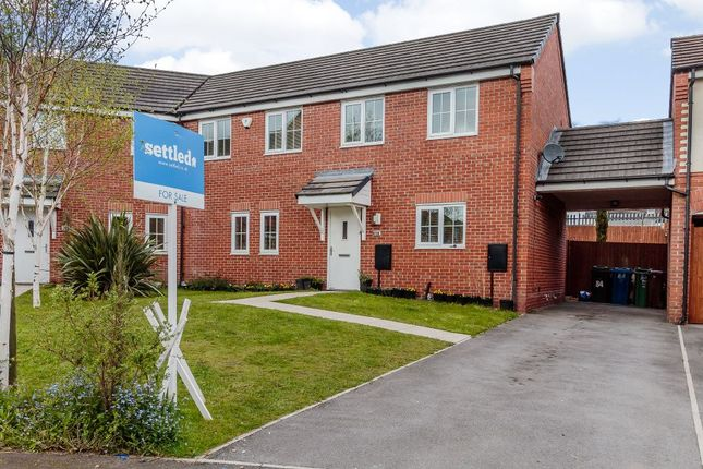 4 bed semi-detached house for sale in Valleymill Lane, Bury, Lancashire