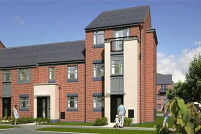 Thumbnail Terraced house for sale in Leek Road, Hanley, Stoke-On-Trent