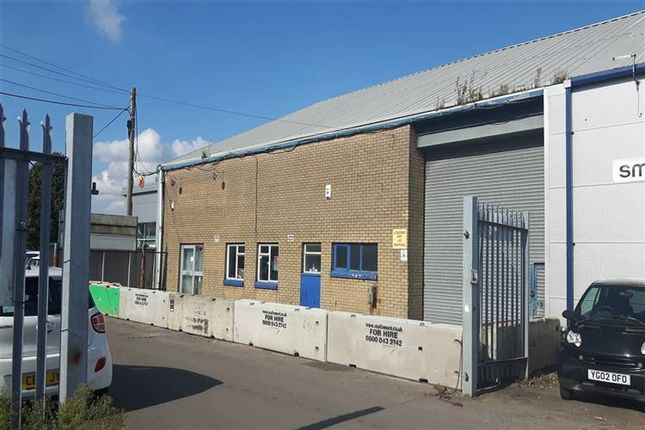 Thumbnail Industrial for sale in Llandough Trading Estate, Penarth Road, Cardiff