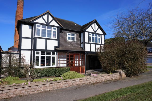 Thumbnail Detached house for sale in Beachcroft Road, Wall Heath, Kingswinford
