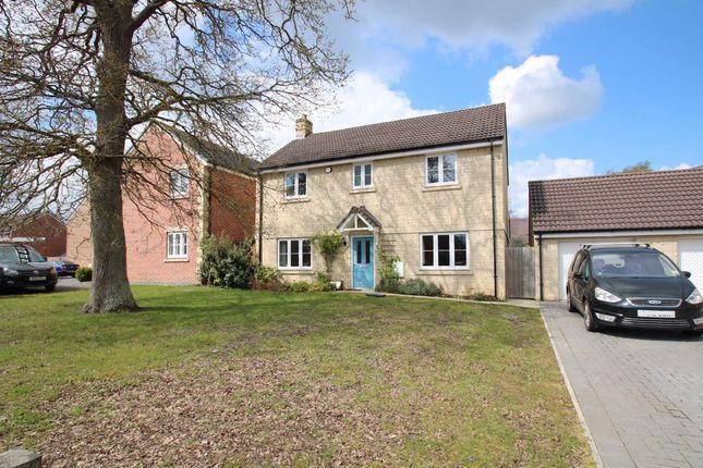 Thumbnail Detached house for sale in Noctule Avenue, Castle Mead, Trowbridge, Wiltshire