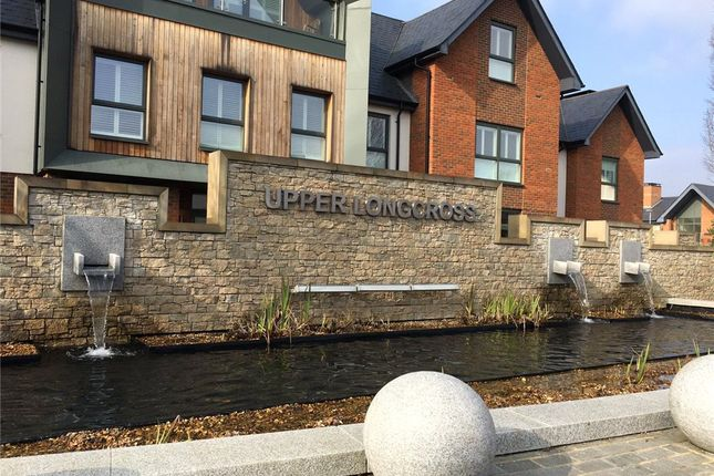 2 bed flat for sale in Fairfields House, Chieftain Road, Longcross KT16