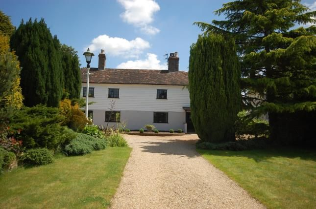 Thumbnail Detached house for sale in Five Ash Down, Uckfield, East Sussex