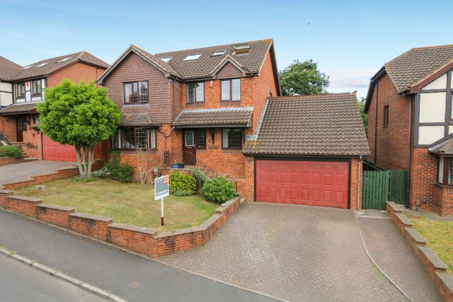 Thumbnail Detached house for sale in Humber Lane, Kingsteignton, Newton Abbot