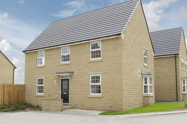 "Thumbnail Detached house for sale in ""Cornell"" at Commercial Road, Skelmanthorpe, Huddersfield"