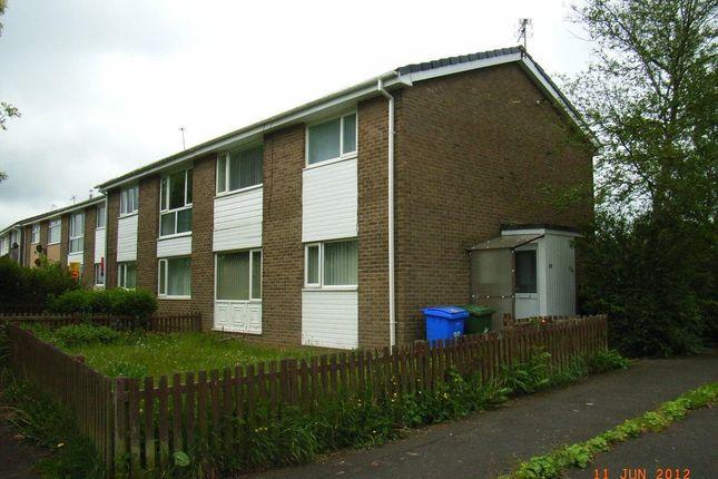 Thumbnail Flat to rent in Linslade Walk, Cramlington